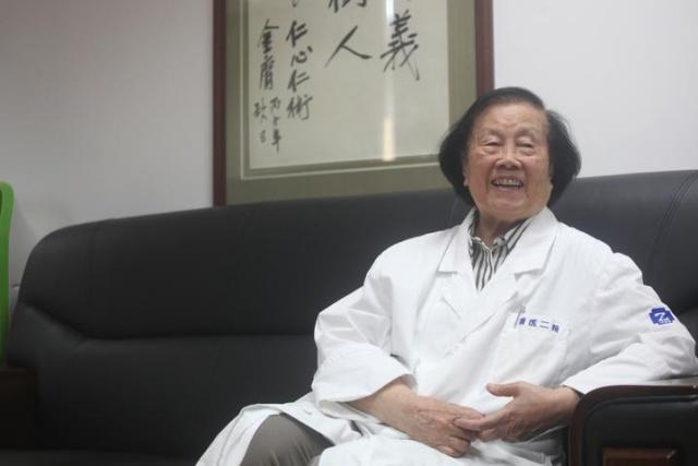 「我和我的祖国」88岁的郑树:还在出门诊带学生做课题