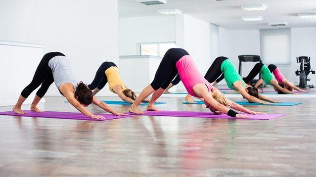 简单瑜伽动作,快速消灭小肚子,让你瘦背又减-轻博客