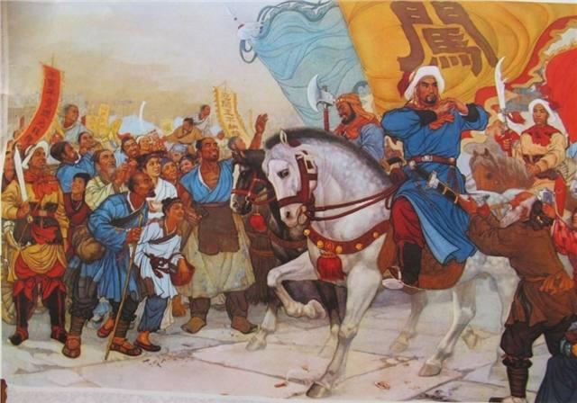 明清两朝中间还有个朝代,它的皇帝证明了句话水能载舟,亦能覆舟