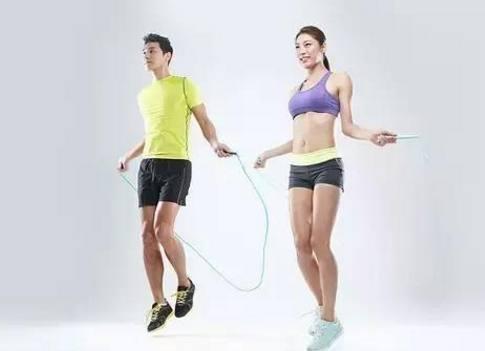 跳绳的正确方法和不适合跳绳减肥的人-轻博客