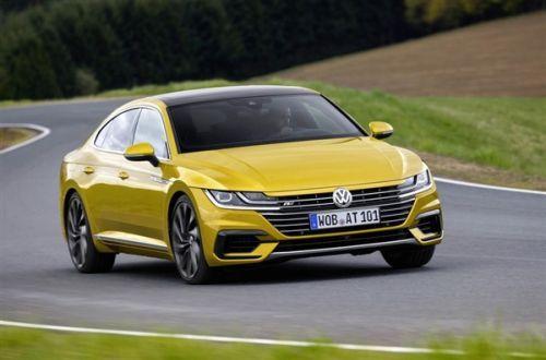 最美大众车将推高性能版:3.0T VR6发动机