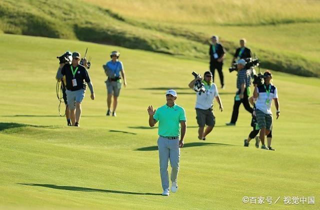 他作为这一代最优秀的高尔夫球手在比赛中会获得什么成绩?