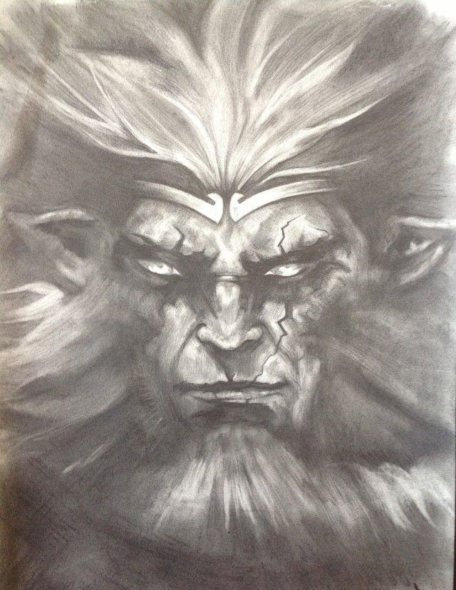 孙悟空长那么丑,为何叫美猴王?他到底美在哪