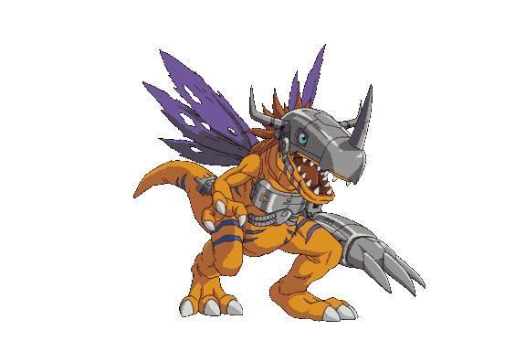 《数码宝贝》:暴龙兽的8种不同形态,战斗暴龙