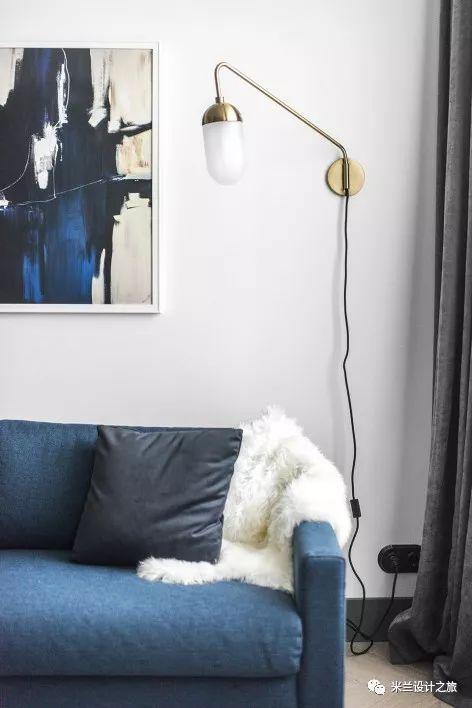 【现代】现代公寓这样的设计太牛了!-第31张图片-赵波设计师_云南昆明室内设计师_黑色四叶草博客