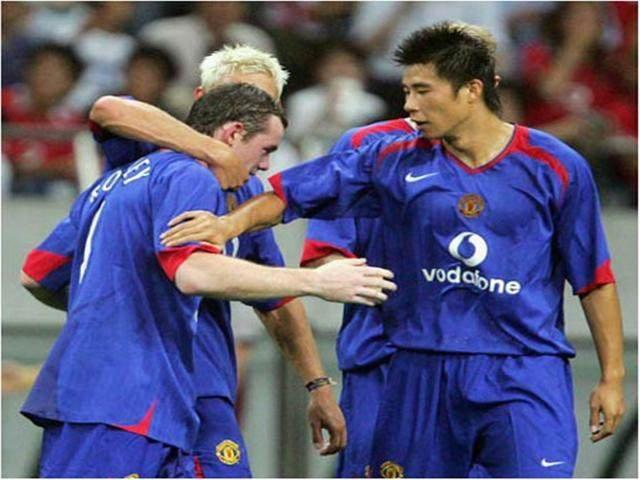 中国足球历史上十大前锋攻击力排行 张玉宁排