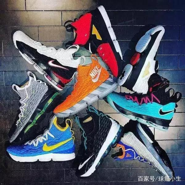 2018年六大热门高性能实战篮球鞋盘点