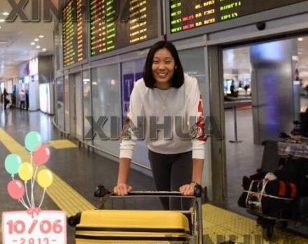 朱婷平安抵达土耳其!女排第17任队长 年薪突破1000万