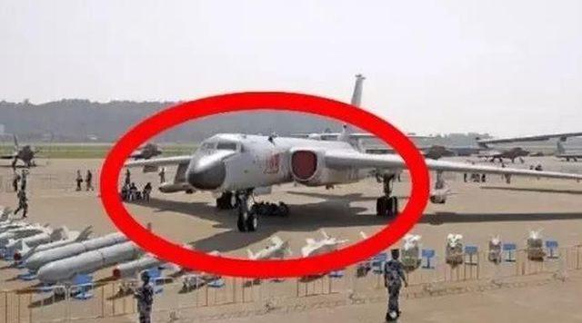 中国超1万公里航程轰炸机现身 白宫这下跪了