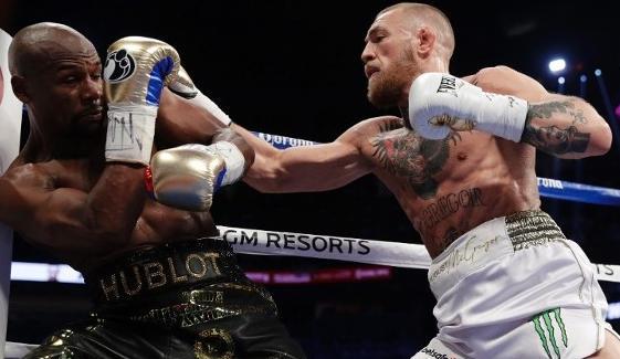 歧视亚洲人?爱尔兰拳手爆粗辱日辱华 成龙也躺枪