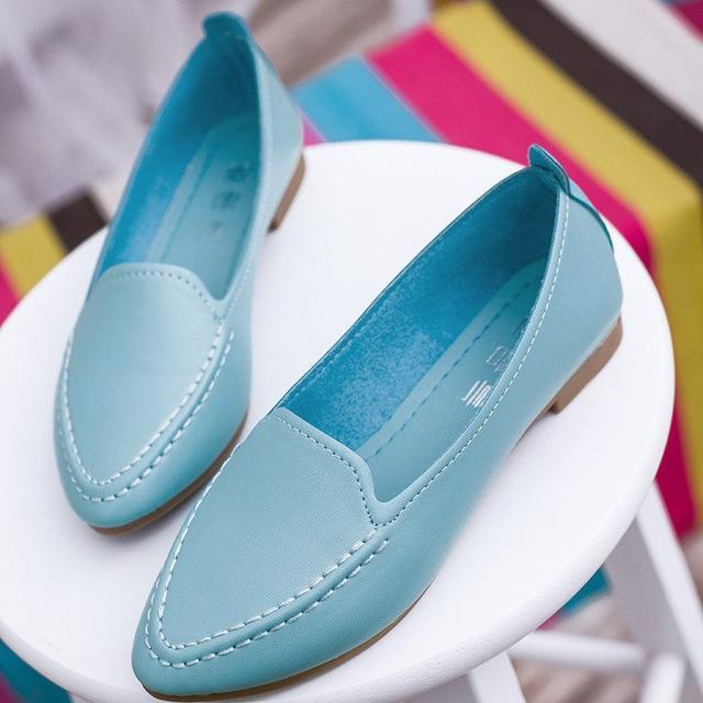 春季!时尚达人女鞋当下正流行,逛街一天都不累