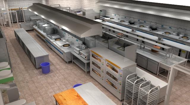 商用厨房设备生产厂家