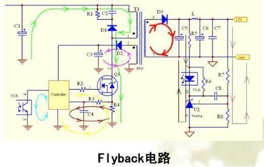 开关电源实际布线过程中要考虑各种接地问题