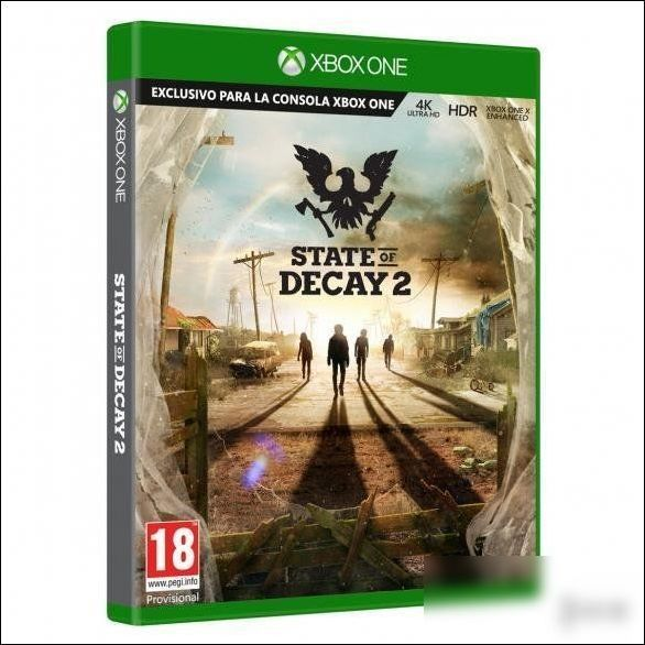 《腐烂国度2》确认今年发售 没微交易 但有付费DLC