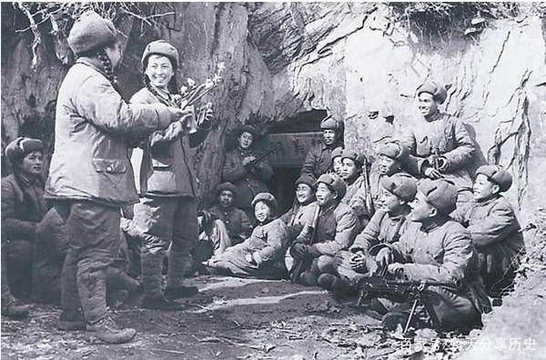 美国老兵回忆朝鲜战争,中国军人都是超人!徒步