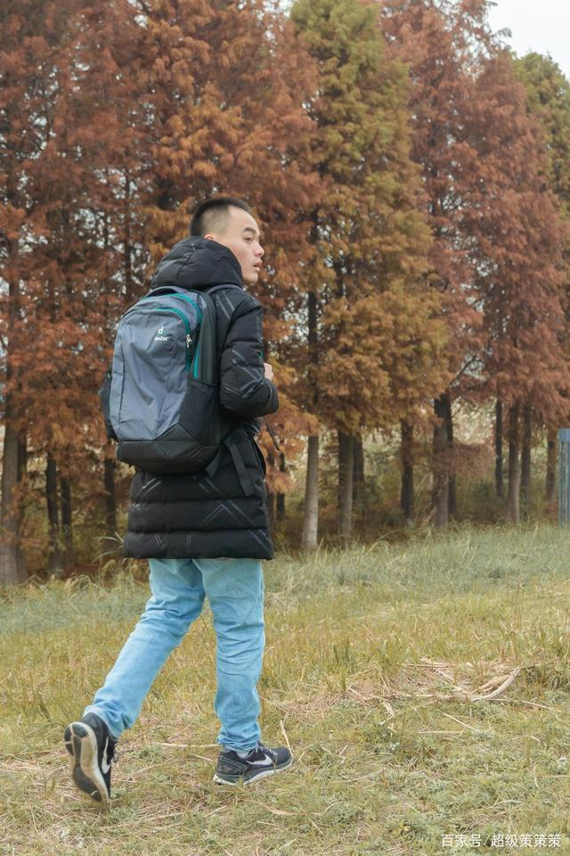 你的背包,背到現在還沒爛,多特DEUTER戶外通勤電腦包評測