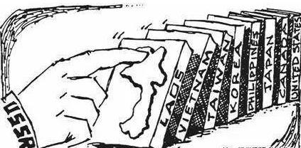 漫画里苏联是怎么解体的