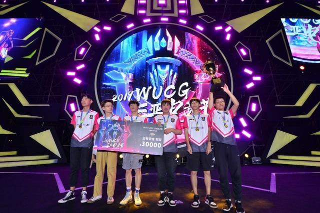 WUCG与王者荣耀高校联赛再度合作 共同完善电竞生态