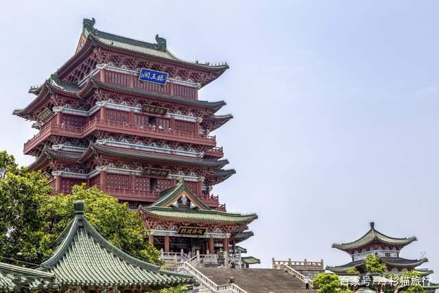 继滕王阁之后,南昌又一新的城市名片来了,是时候去一次了!