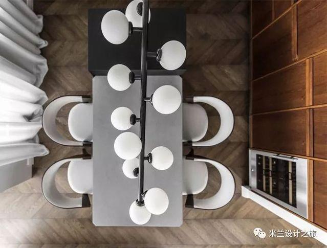 【现代】现代公寓这样的设计太牛了!-第9张图片-赵波设计师_云南昆明室内设计师_黑色四叶草博客