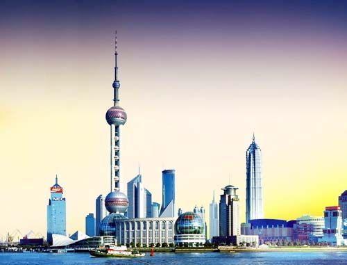关系中国立国根本的十大重工业城市之一,上海