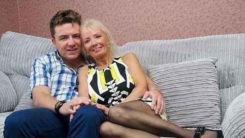 英国伦敦发生一起不伦恋+忘年恋,67岁奶奶竟与27岁亲孙子相恋