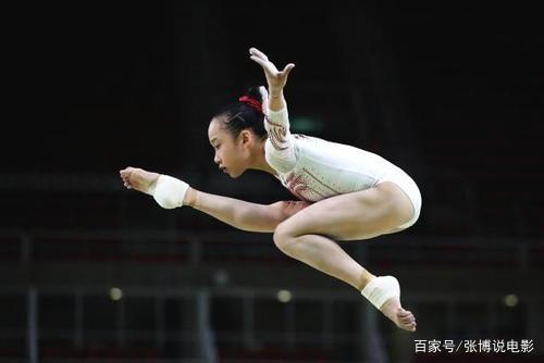 中国体操史上杰出的运动