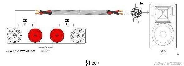 技术干货|考验动手能力的时候到了,各种音频线的连接方法