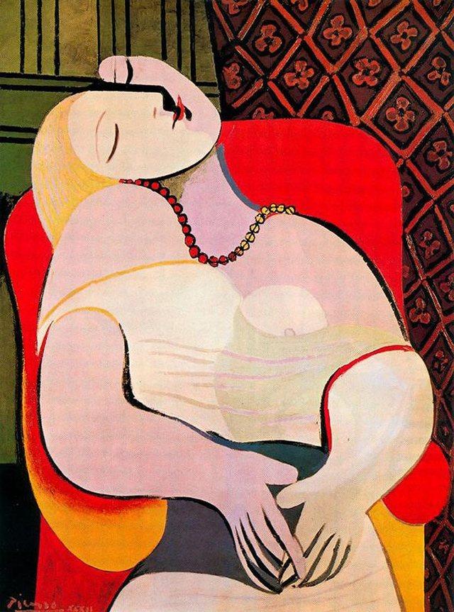毕加索经典名画作品赏析