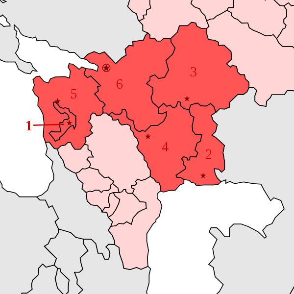 南部联邦管区(俄语:Южный федеральный округ)