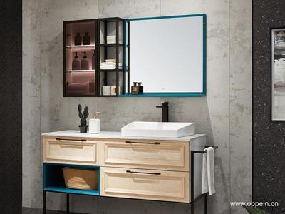 简美+工业风格融合、自动感应开灯、新款包覆门板
