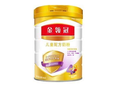 金领冠,专注中国宝宝营养研究